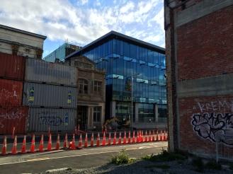 tato fotka vystihuje celý Christchurch
