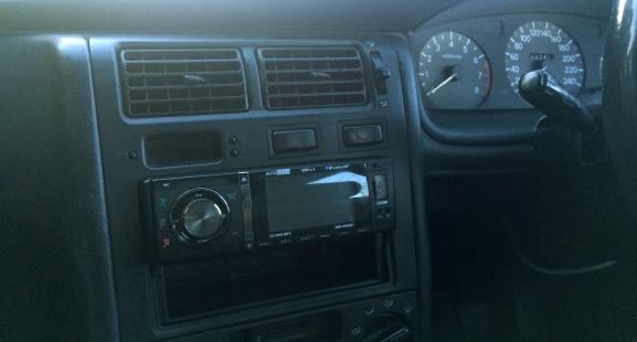 Asi nejdražší věc na autě, přehrává i DVD
