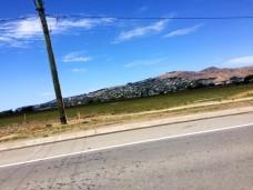 Rondondon fotka při jízdě autem