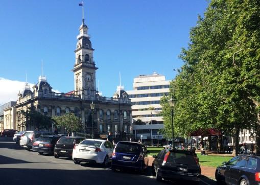 Centrum Dunedinu