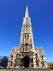 První kostel ve městě