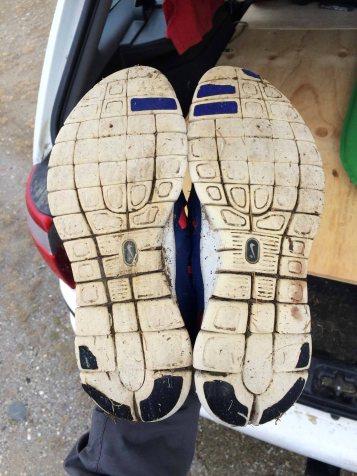 Moje super boty na treky