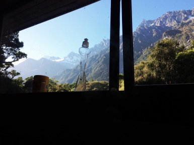Takovejhle výhled z kuchyně bych chtěl taky.