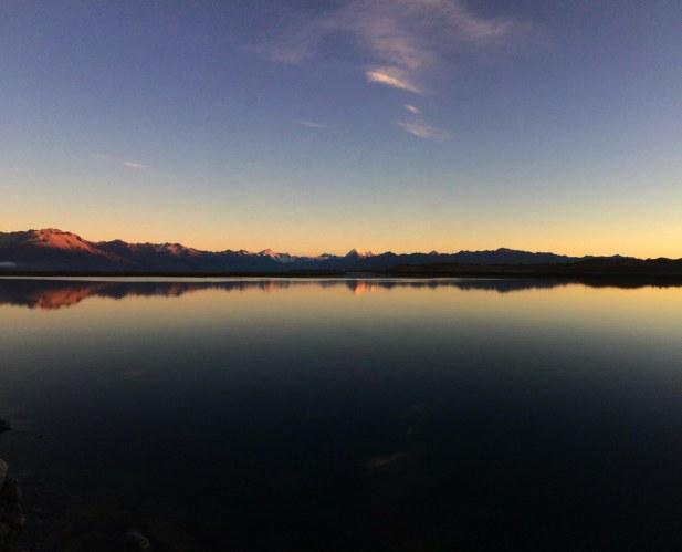 Mt. Cook.