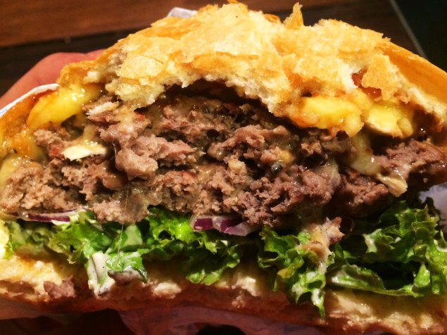 Fergburger z Queenstownu