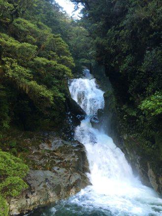 Vodopád nebo oni to nazívají Creek