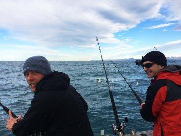 Nejvášnivější rybáři.